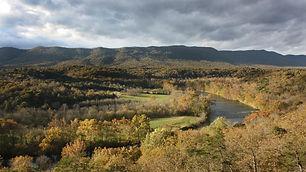 Fall Color at Shenandoah River SP_5375-2