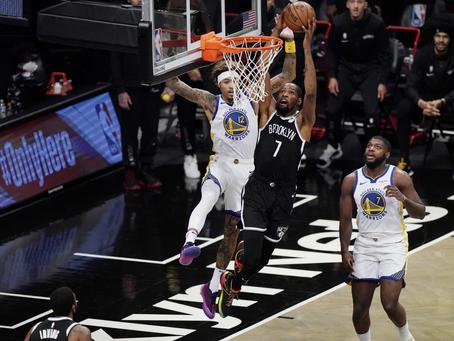 Brooklyn Nets Week 1 in Review (12/22/20-12/27/20)