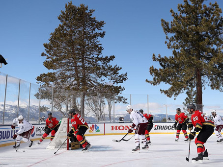 This week in the NHL (Episode 2) Outdoors at Lake Tahoe review, Artemi Panarin controversy