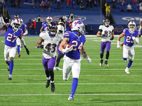 Buffalo Bills Divisional Round: One win away from the Super Bowl!