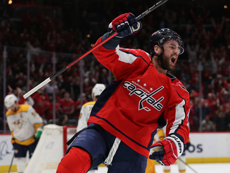 This week in the NHL (Episode 3) Tom Wilson's controversial hit, NHL celebrates women in hockey