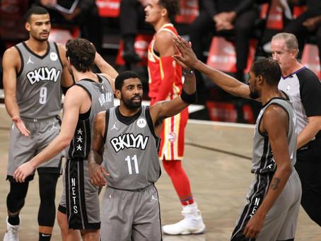 Brooklyn Nets Week 2 in Review (12/28/20-1/3/2021)