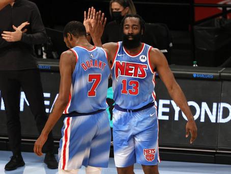 Brooklyn Nets Week 4 in Review (1/11/21-1/17/21)