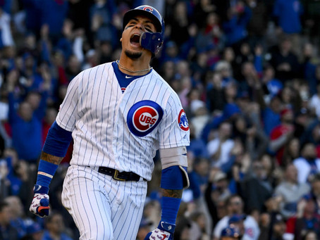 The Best of Friends Get Their Wish, Mets Trade For Javier Báez