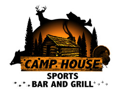 Camp House Bar and Grill Logo