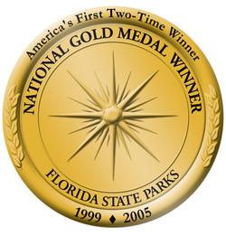 DEP National Gold Medal Winner