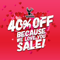 40 OFF Hunting for Love