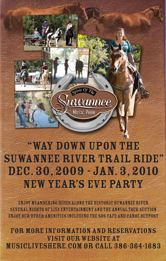 Suwannee River Trail Ride