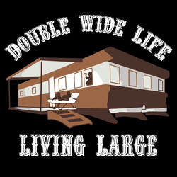 Double Wide Life Logo