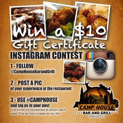 IG Camp House Contest