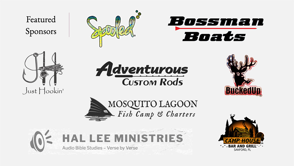 Code Red Fishing Charters Sponsors
