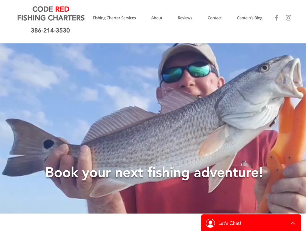 Book a Fishing Charter