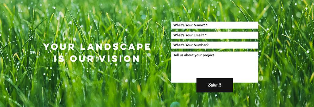 Landscaping Vision