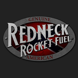 Redneck Rocket Fuel Redel Logo