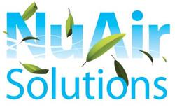 NuAir Solution Logo