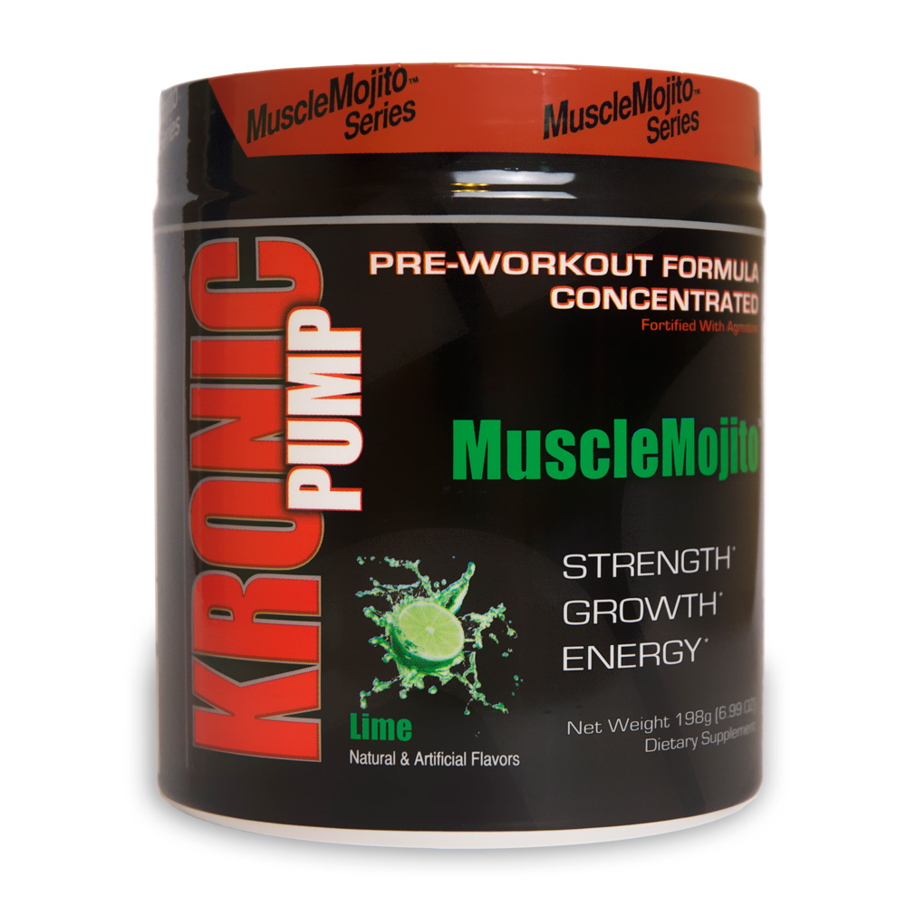 Kronic Pump Lime 32 Servings