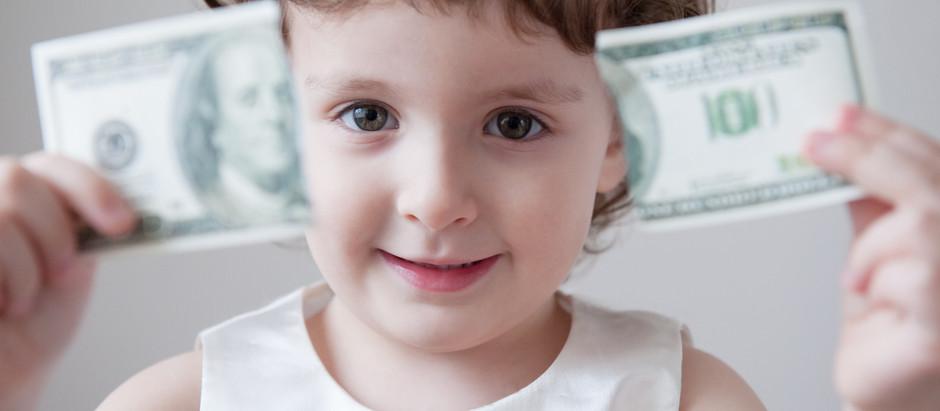 Il denaro e la felicità. Una questione educativa. O forse no.