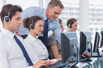 Call Center Phone Systems