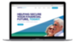 financial advisor website design, web design, high-end website design, professional web design agency, wix website design, wix expert designers, financial web design