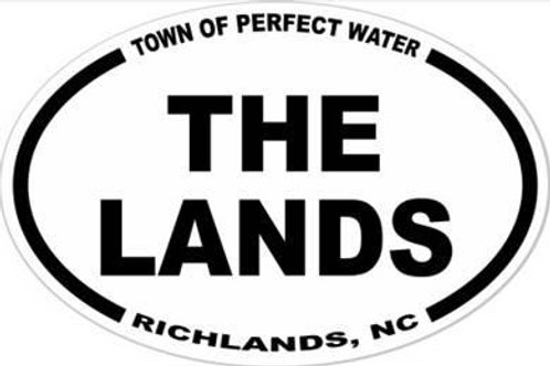 The Lands - Town of Perfect Water