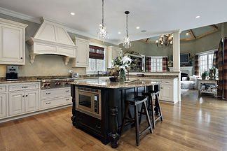 Standard and Customized Kitchen Remodeling