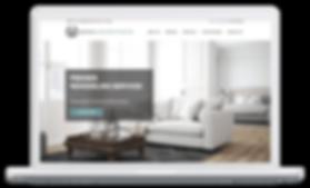 Construction Website Design, Renovation Company Web Design, Remodeling Website Design