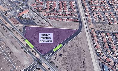 Templeton Development Corporation, Real Estate Development, Nevada