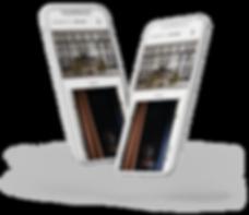 mobile responsive website design, interior design web design