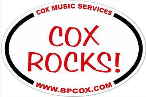 Cox Rocks!