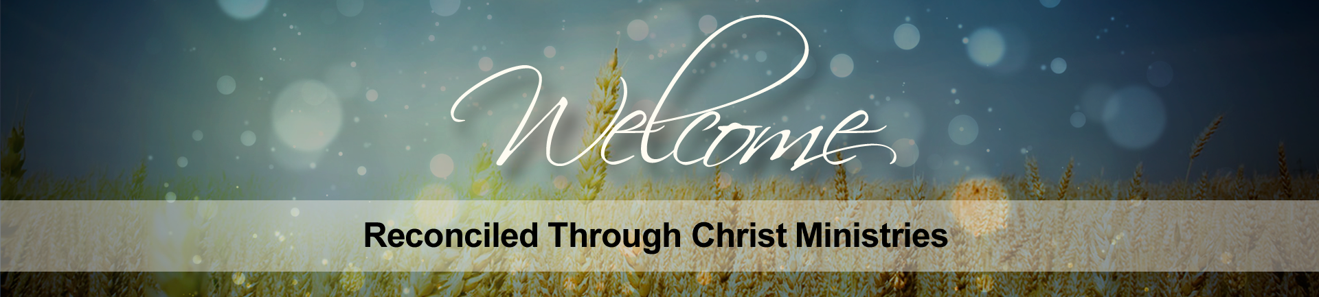 Reconciled Through Christ Ministries