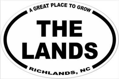 The Lands - A Great Place to Grow