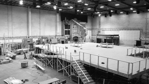 FILM SOUND STAGES