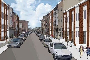 Workforce housing debuts in East Poplar, much more planned for Francisville