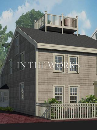 NANTUCKET CAPTAIN'S HOUSE
