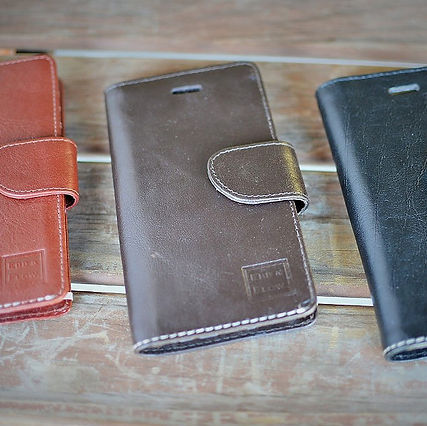 Ebb & Flow Leather | Hand Crafted Leather Products | Leather iPhone Cases | Leather Wallets