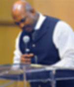 Pastor Michael Lyons, In Faith Ministries, Lima, Ohio, Church