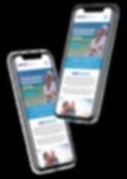 financial advisor website design, web design, high-end website design, professional web design agency, wix website design, wix expert designers, financial web design, mobile website design