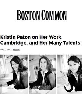 Boston Commin Magazine