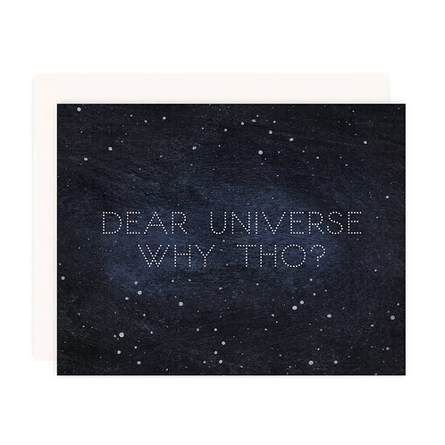 Dear Universe Card