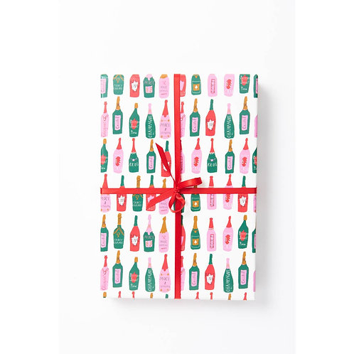 Let's Make A Toast Holiday Wrap