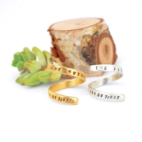 Gandhi Wrap Ring