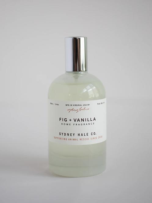 Fig + Vanilla Room Spray