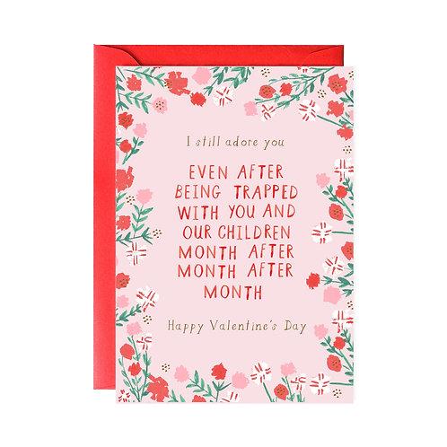 Adore You Card