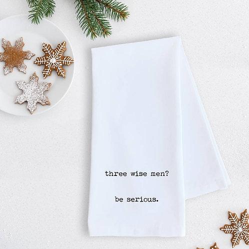 Wise Men Tea Towel