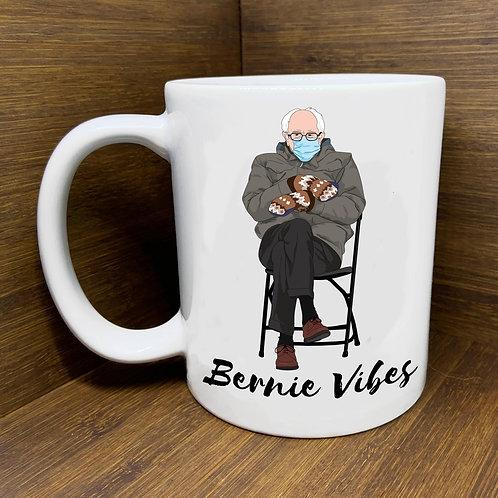 Bernie Vibes Mug