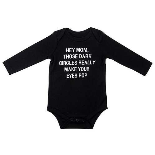 Hey Mom Onesie