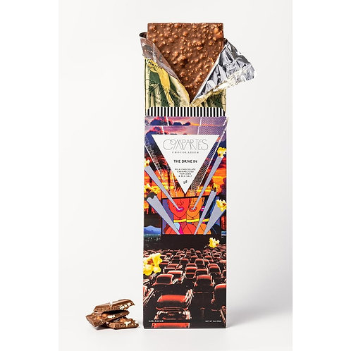 Drive In Milk Chocolate Bar