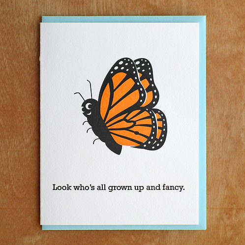 All Grown Up Card
