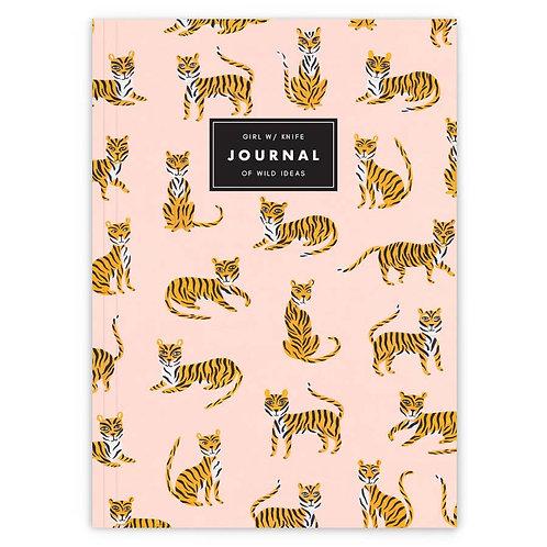Journal of Wild Ideas - Tiger