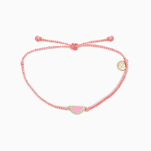 Pura Vida Watermelon Bracelet